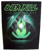 Overkill - 'The Electric Age' Giant Backpatch
